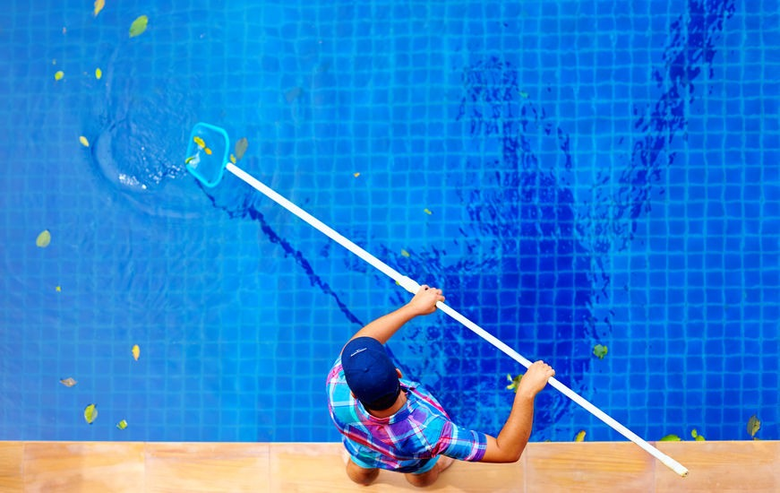 Pool Cleaning Gary Pools
